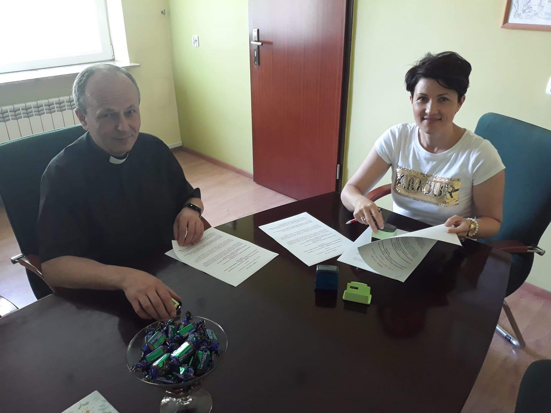 Dotacja Parafia św. Floriana w Koprzywnicy