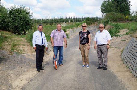 Przebudowa drogi w Koprzywnicy