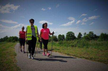 Przy Miejsko – Gminnym Ośrodku  Kultury w Koprzywnicy powstaje sekcja Nordic Walking