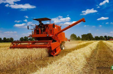 Trwa akcja Bezpieczne żniwa w powiecie sandomierskim. Rolniku bądź ostrożny!